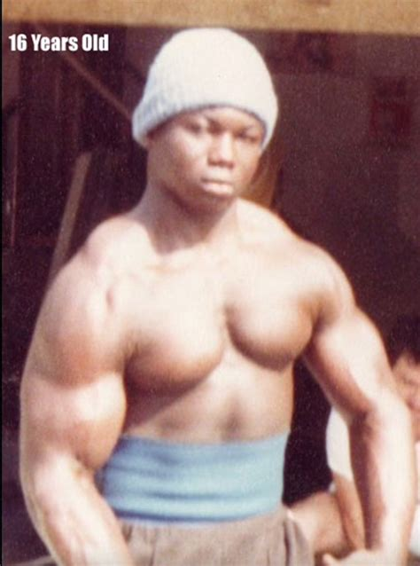 victor richards bench press most genetically gifted bodybuilder who never competed in