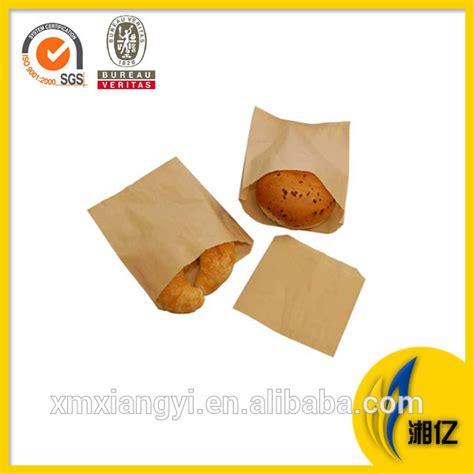 Kemasan Makanan Dari Kertas Kertas Roti Tas Kertas Kemasan Untuk Makanan Kemasan