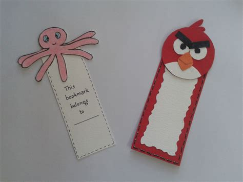 Handmade Book Marks - handmade bookmarks i am toxxic flickr