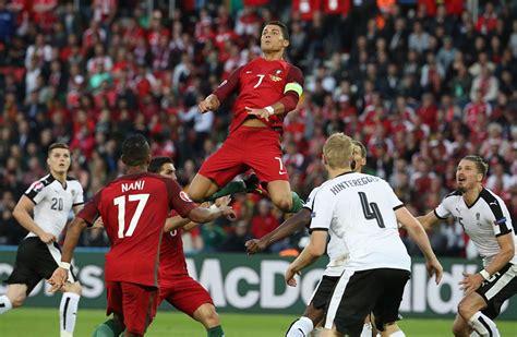 bioskop keren ronaldo kegagalan penalti ronaldo bangkitkan harapan austria di