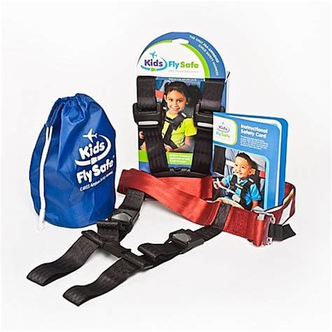 Auto Kindersitz Flugzeug by Cares 174 Fly Safe Airplane Safety Harness Buybuy Baby
