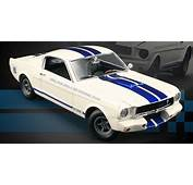 ACME 118 1965 Ford GT 350 Shelby Driving School Mustang