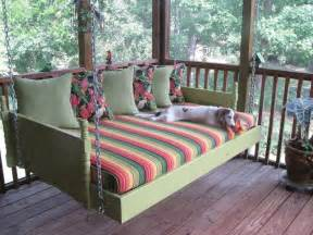 swing beds outdoor best 25 outdoor swing beds ideas on pinterest porch bed