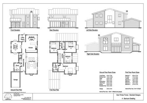 4 Bedroom Timber Frame House Plans by Watering 4 Bedroom House Design Timber Frame