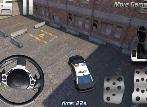 Auto Parking 3d by Politie Auto Parkeren 3d Hd Android Apps Op Play