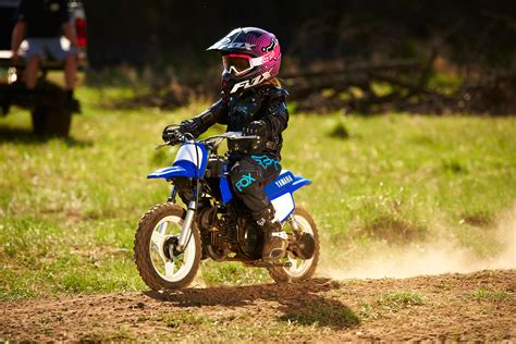 2012 Yamaha PW50 2 Stroke Review