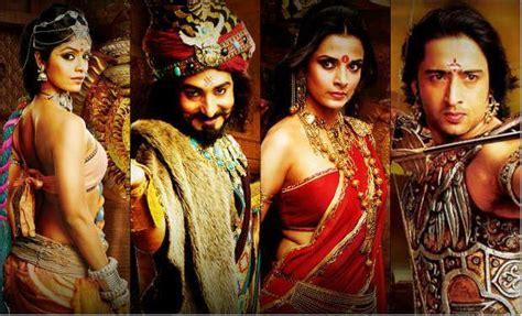 mahabharat star plus film shaheer sheikh and pooja sharma in love pinkvilla