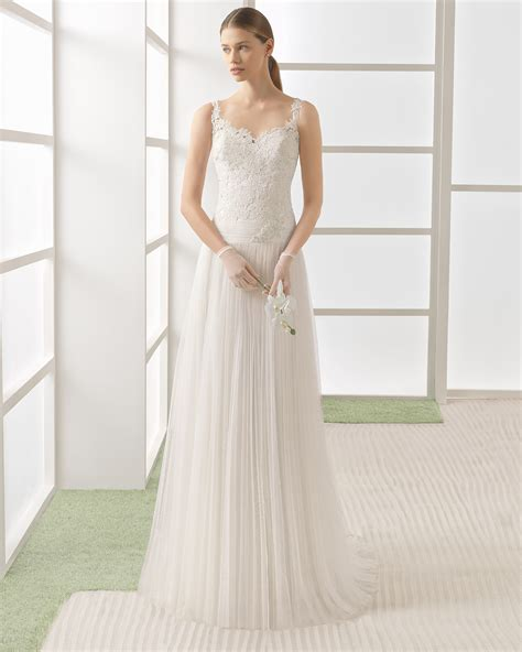 vestidos de novia rom 225 nticos vestidos para boda wendy 2017 bridal collection rosa clar 225 soft