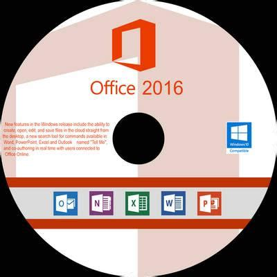 Cd Microsoft Office microsoft office 2013 pc applications front cover id70390