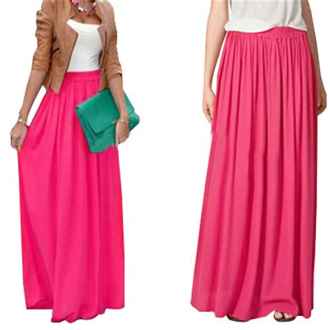 skirt style pastel jupe pleated