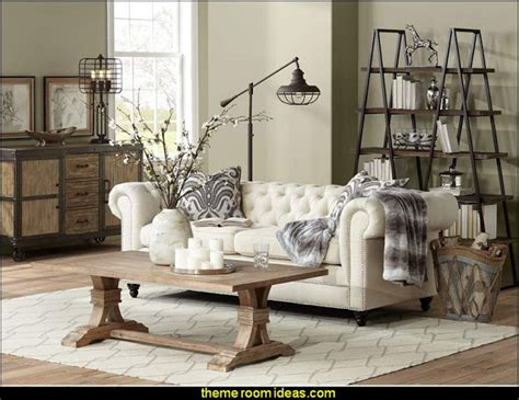 urban chic home decor decorating theme bedrooms maries manor industrial style