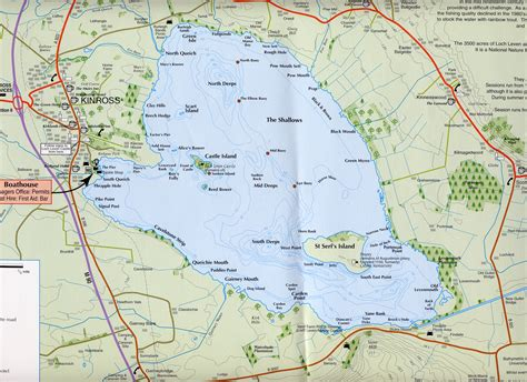 the map anglers map willie the ghillie s