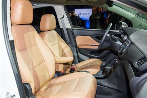 2017 buick encore interior 2017 buick encore live pictures from new york gm authority