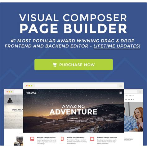 visual composer tags wordpress plugins download visual composer best wordpress page builder