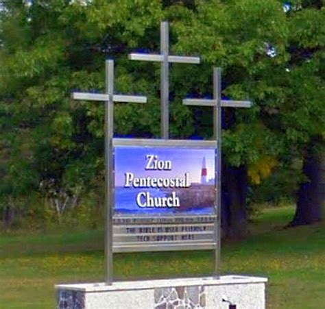 mt zion pentecostal church