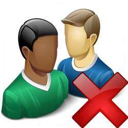 Professional Couple Iconexperience 187 V Collection 187 Users 3 Delete Icon