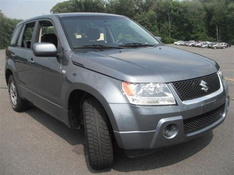 Suzuki Grand Vitara For Sale Used Used 2007 Suzuki Grand Vitara 4x4 Sport Utility 11 990 00