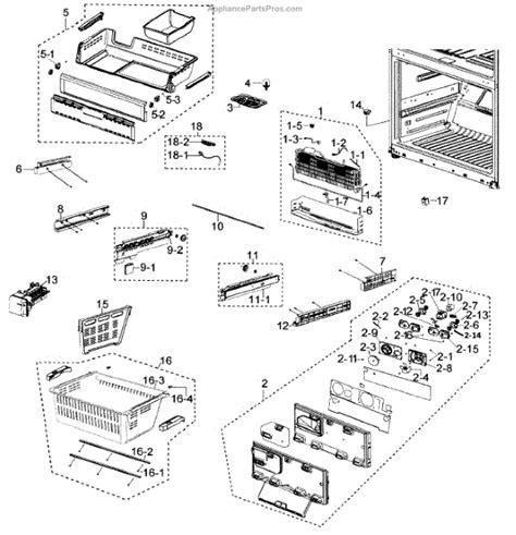 samsung refrigerator maker parts diagram samsung da97 07365g assy maker aw3 120v