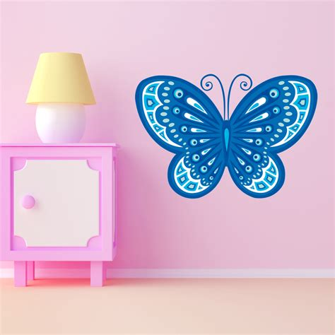 wall butterfly stickers wallstickers folies butterfly wall stickers