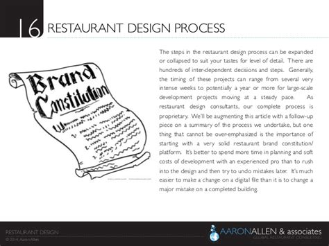 restaurant layout considerations 16 restaurant design process the
