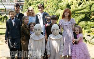 miss peregrine s home for peculiar children embracing
