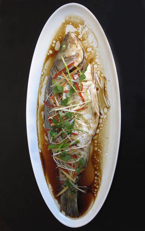 new year whole fish recipe steamed fish recipe popsugar food