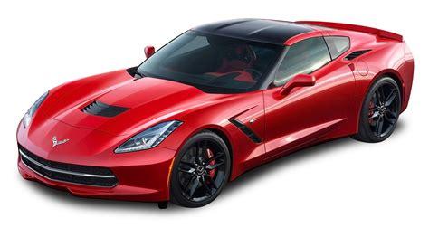 chevrolet corvette stingray top view car png image