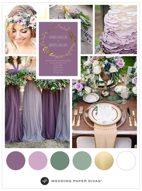 wedding colour schemes lilac the most luxurious bohemian wedding theme shutterfly