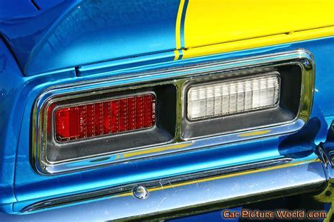 1968 camaro lights 1968 327 camaro lights