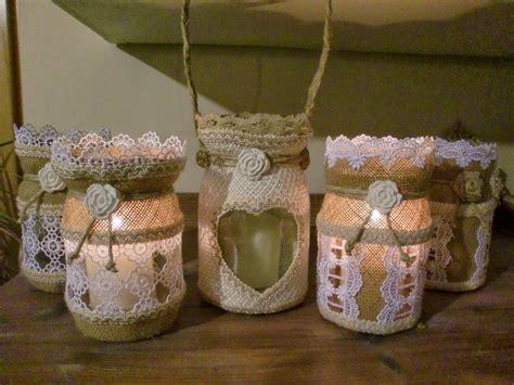 costruire candele portacandele shabby3 donnaweb net