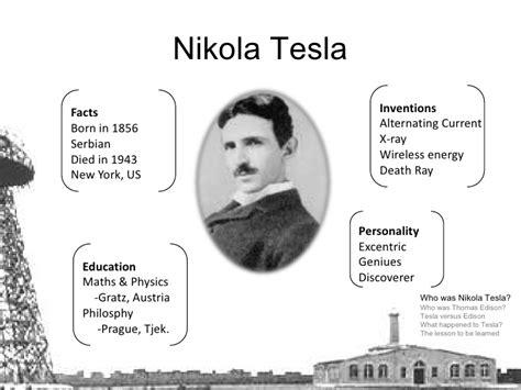 How Nikola Tesla Died Nikola Tesla