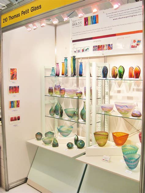 crafts for harrogate retail trade shows petit glass
