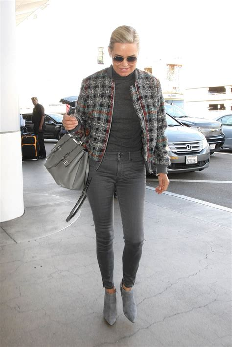 what jeans does yolanda foster wear yolanda foster leather tote handbags lookbook stylebistro