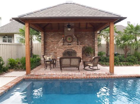 backyard living pools outdoor living spaces ewing aquatech pools