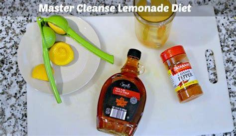 Digestive System Detox Diet Plan by Best 25 Lemonade Diet Ideas On Honey Cinnamon