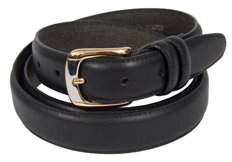 big sizes dress belt 1 25 inch width made in the usa