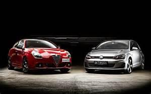 Alfa Romeo Test Test Alfa Romeo Giulietta Qv Versus Volkswagen Golf