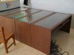 Meja Fax furniture kantor meja 1 2 biro furniture semarang