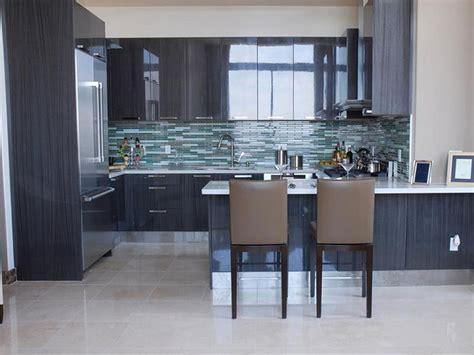 Glass Tile Kitchen Backsplash grey and white kitchen backsplash cobalt blue bathroom
