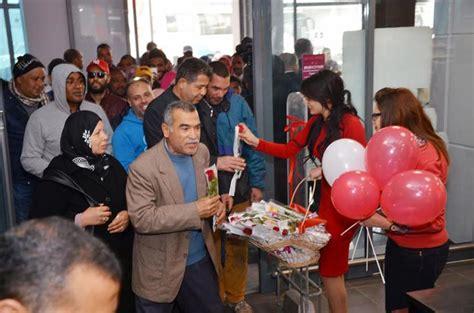si鑒e monoprix tunisie monoprix inaugure premier magasin 224 gab 232 s photos