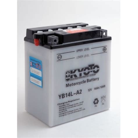 Batterie Moto 12v 6315 by Batterie Moto Tondeuse Yb14l A2 12v 14ah 44