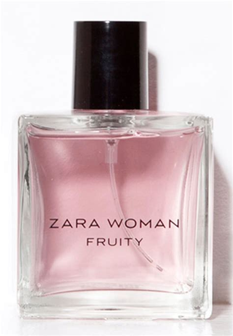 Parfum Zara fruity zara perfume a fragrance for