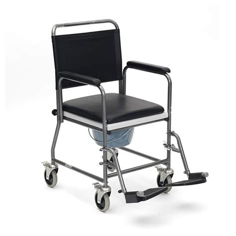 Large Commode Chair by Wheeled Commodes Low Prices