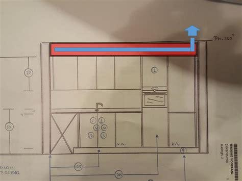 afzuigkap laten plaatsen maken en plaatsen van koof voor afzuigkap luchtafvoer