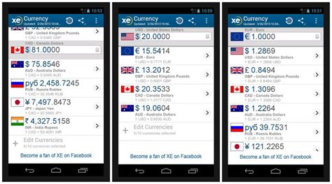 Currency Converter Xe App | 7 essential tools for business travel