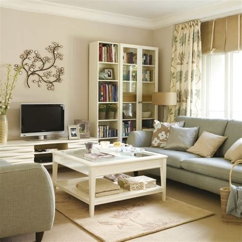 Duck Egg Living Room Inspiration by