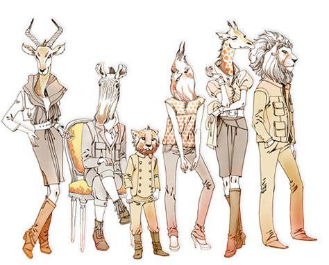 fashion illustration today showcase of beautiful fashion illustrations hongkiat