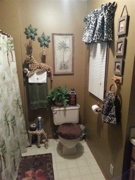 safari bathroom ideas  pinterest cheetah
