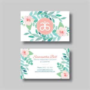 arbonne business cards arbonne business card floral 1 0 digital design