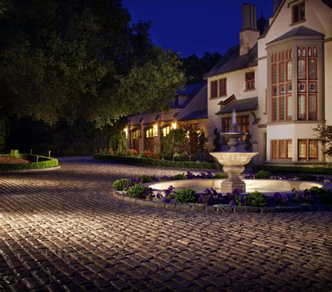 landscape lighting driveway driveway lights guide outdoor lighting ideas tips install it direct